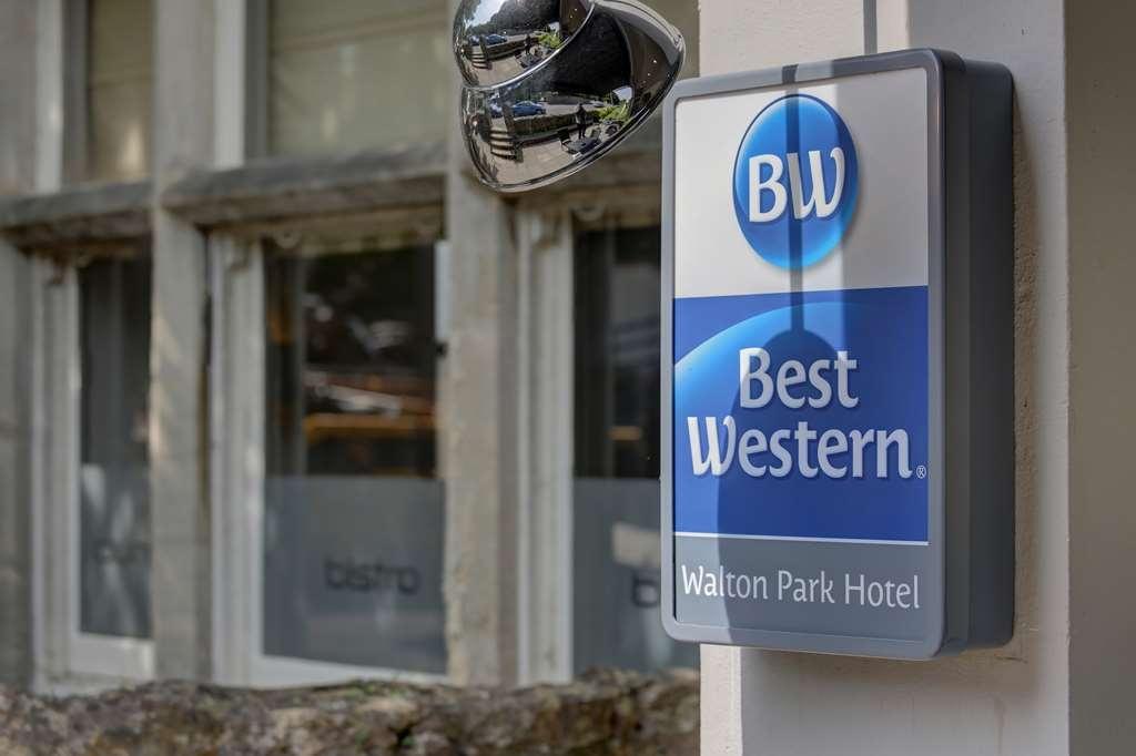 Best Western Walton Park Hotel - Vista Exterior