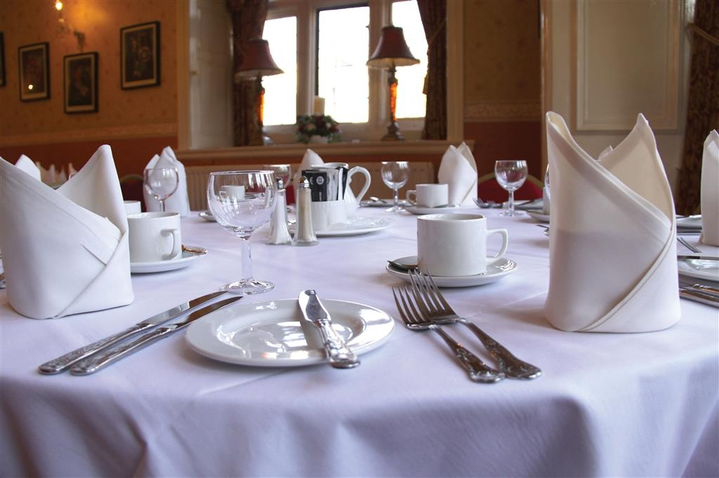 Best Western Weston Hall Hotel - BEST WESTERN Weston Hall Hotel Dining