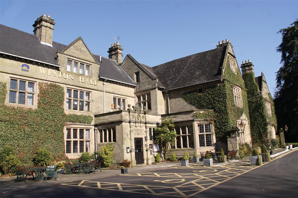Best Western Weston Hall Hotel - BEST WESTERN Weston Hall Hotel