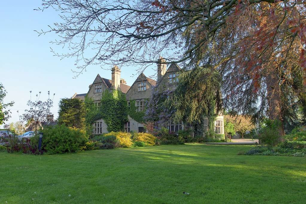 Best Western Weston Hall Hotel - weston hall hotel grounds and hotel