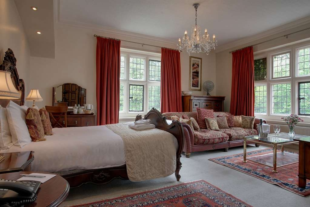 Best Western Weston Hall Hotel - weston hall hotel bedrooms