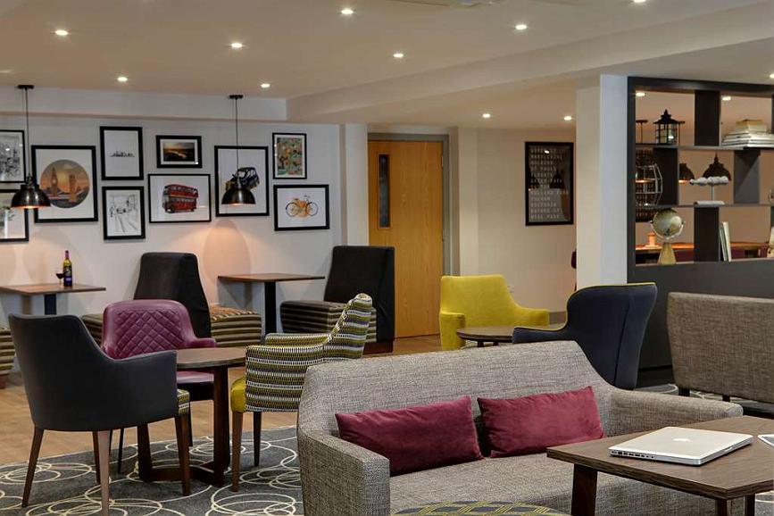 Hotel in Watford | Best Western White House Hotel
