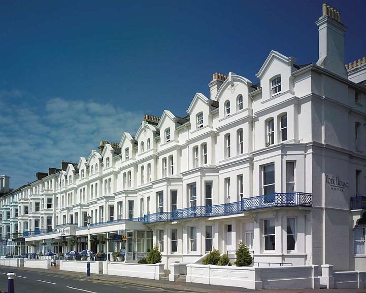 Best Western York House Hotel - Vista exterior