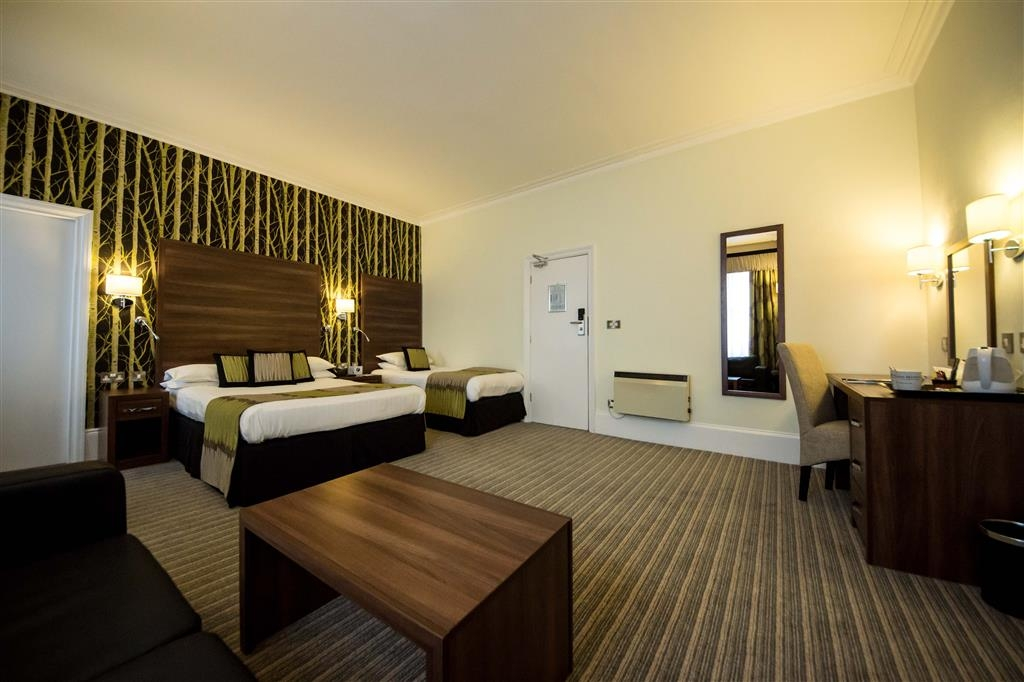 Best Western York House Hotel - Superior Family Room