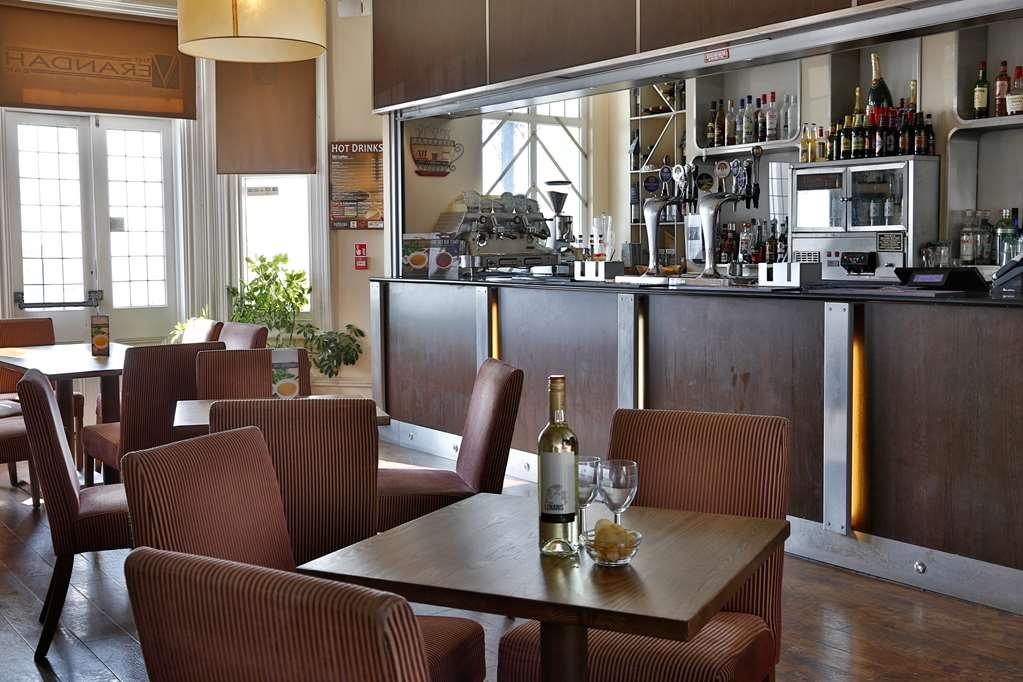 Best Western York House Hotel - Restaurante/Comedor