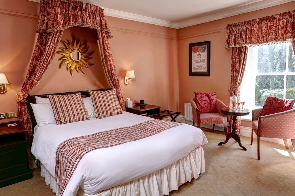 Best Western Whitworth Hall Country Park Hotel - whitworth hall hotel bedrooms