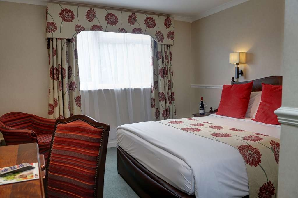 Best Western Willerby Manor Hotel - Guest Room