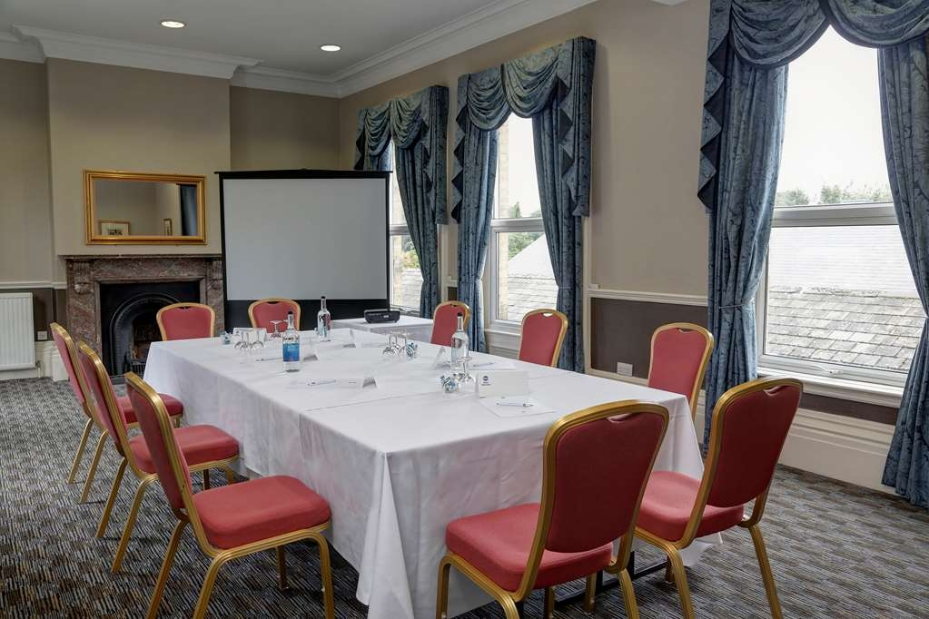 Best Western Willerby Manor Hotel - willerby manor hotel meeting space