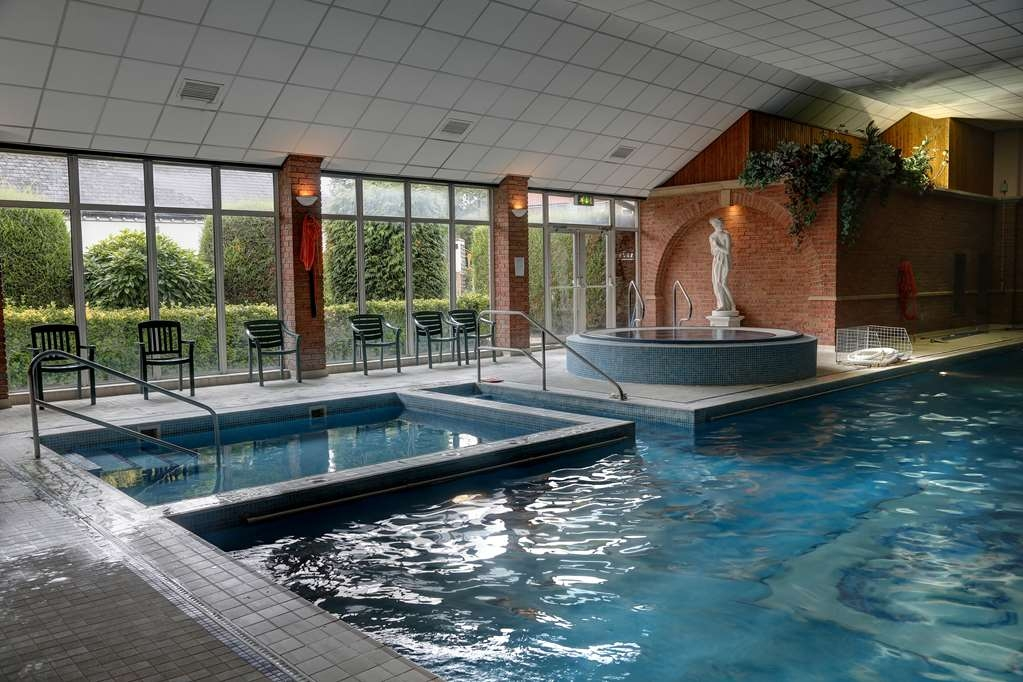 Best Western Willerby Manor Hotel - Poolansicht