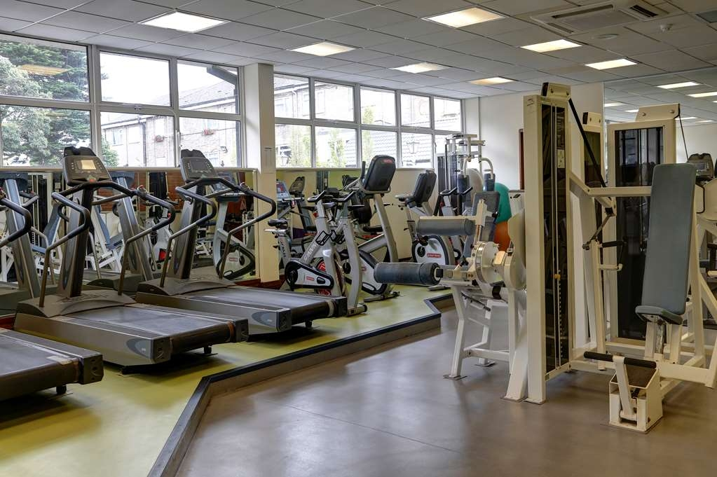Best Western Willerby Manor Hotel - Fitnessstudio