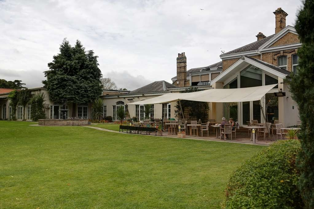 Best Western Willerby Manor Hotel - Außenansicht