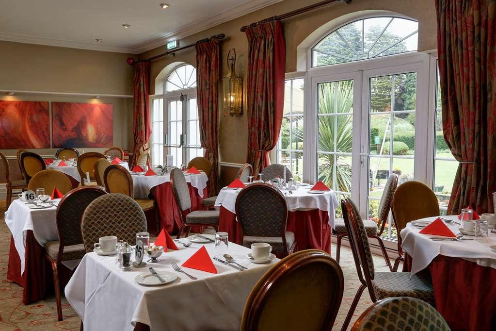 Best Western Willerby Manor Hotel - Restaurant / Gastronomie