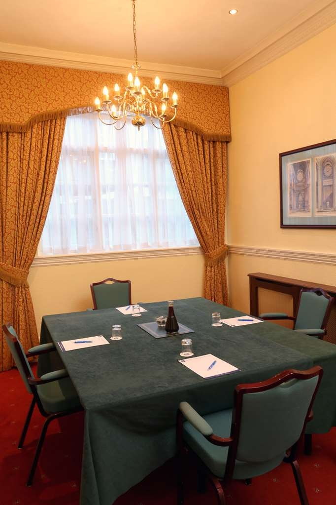 Best Western Lichfield City Centre The George Hotel - Sala de reuniones