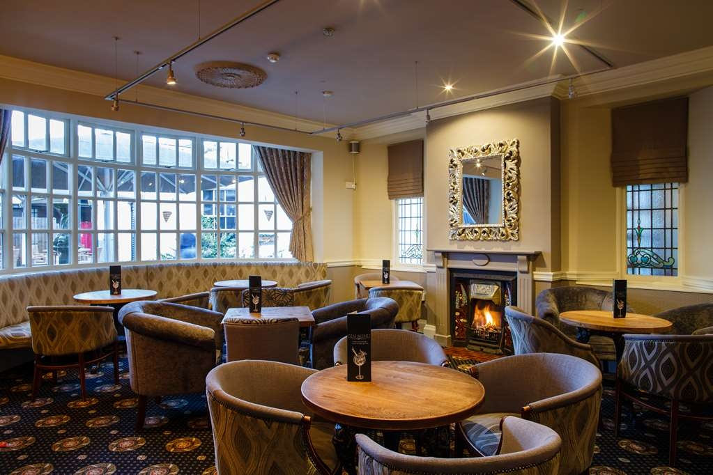 Best Western Lichfield City Centre The George Hotel - Restaurante/Comedor