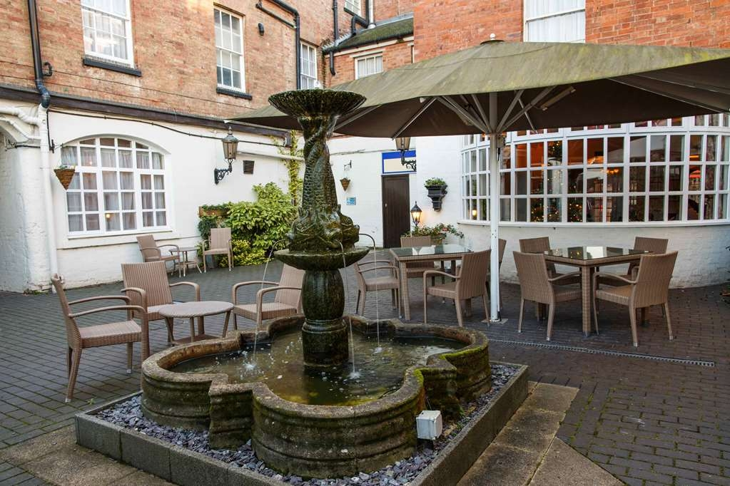 Best Western Lichfield City Centre The George Hotel - Vista Exterior