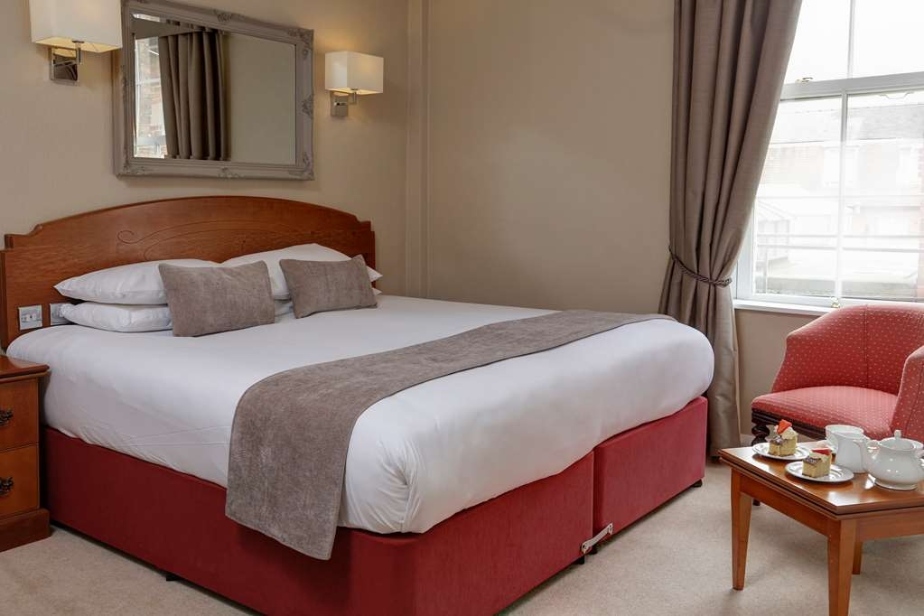 Best Western Lichfield City Centre The George Hotel - Habitaciones/Alojamientos