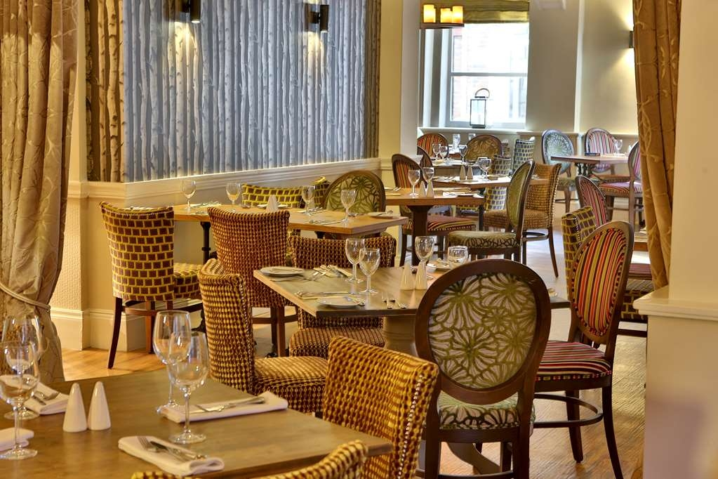 Best Western Lichfield City Centre The George Hotel - the george hotel dining