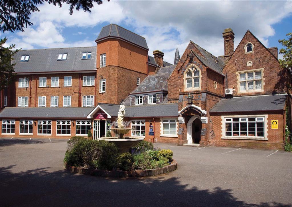 Best Western Abbots Barton Hotel - Außenansicht