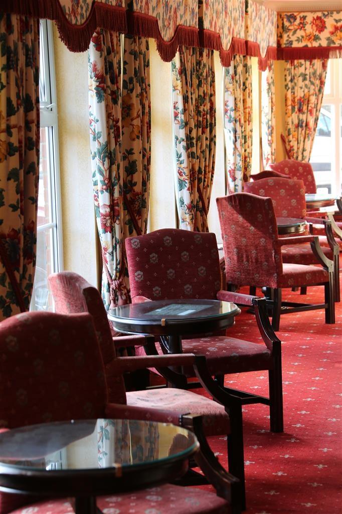 Best Western Abbots Barton Hotel - Intérieur