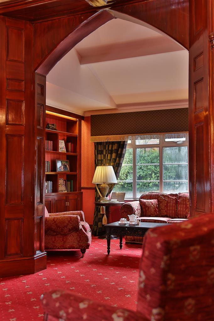 Best Western Abbots Barton Hotel - Innenbereich