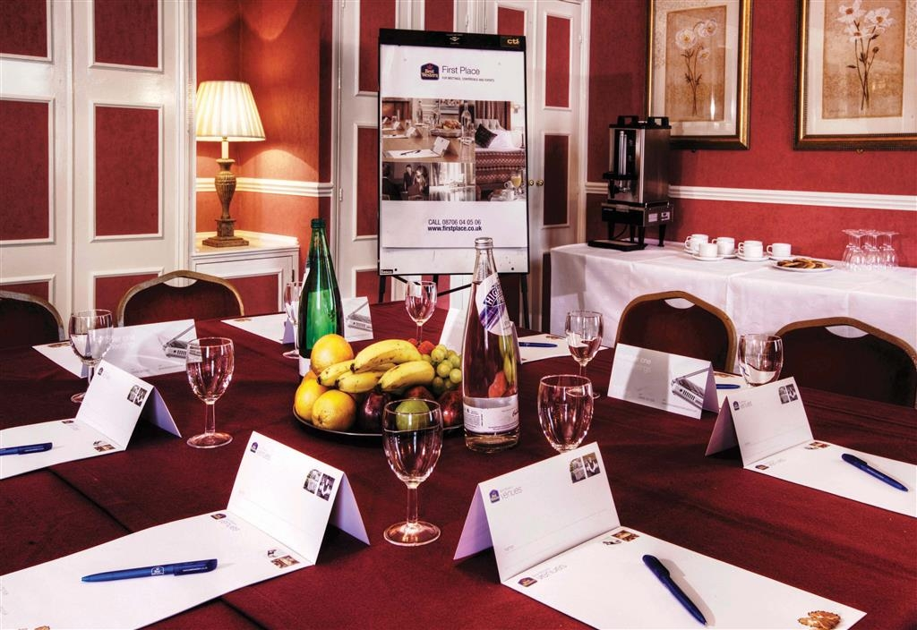 Best Western Abbots Barton Hotel - Meeting Room