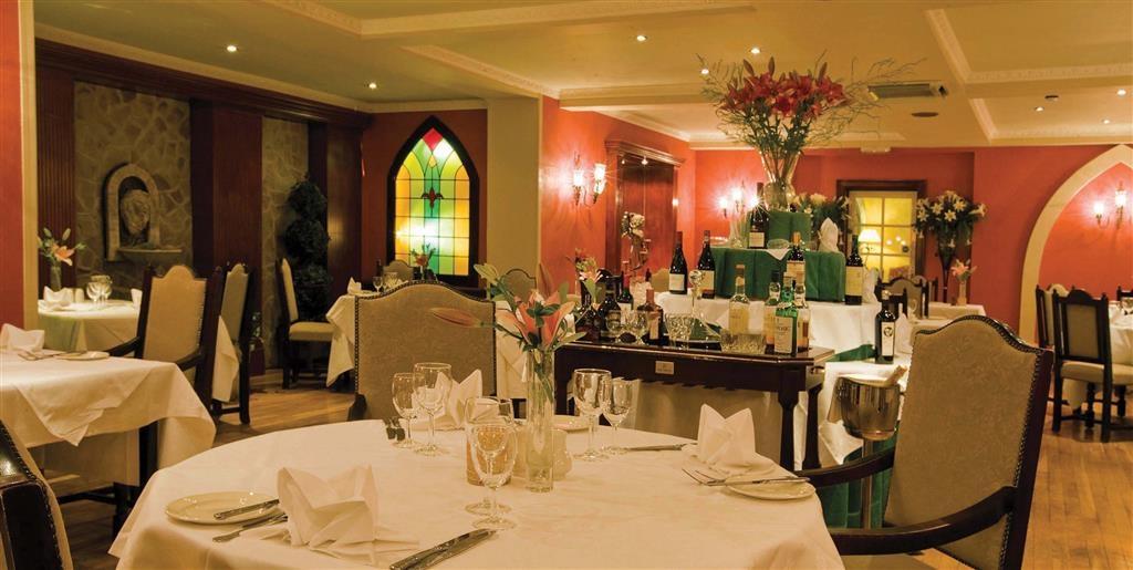 Best Western Abbots Barton Hotel - Restaurant / Gastronomie