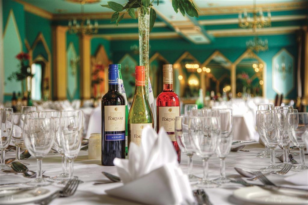 Best Western Abbots Barton Hotel - Restaurants