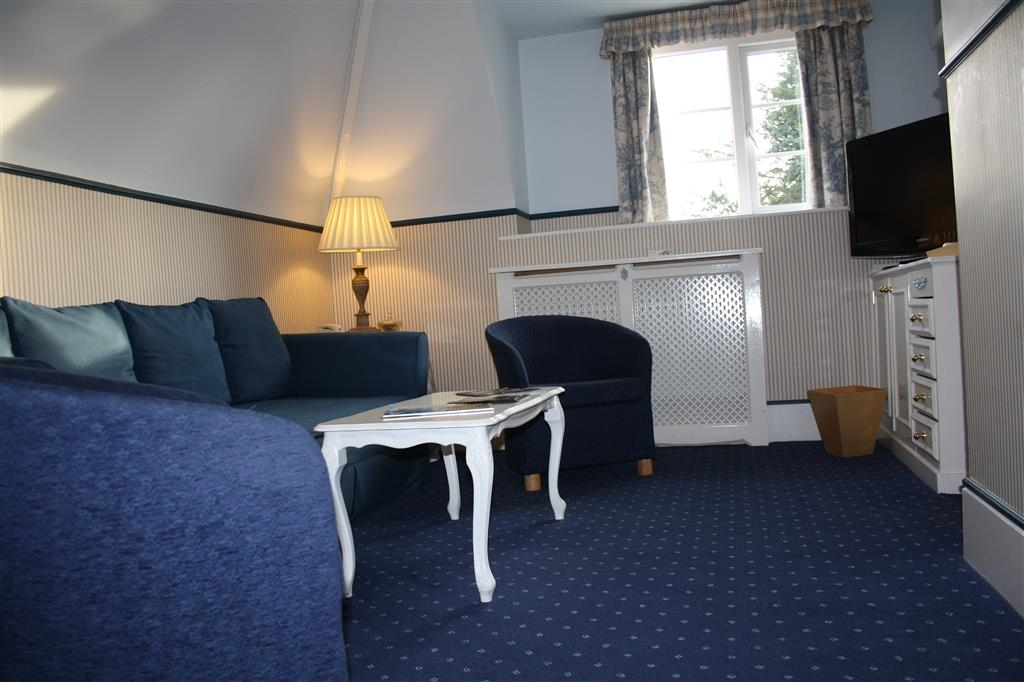 Best Western Abbots Barton Hotel - Guest Room