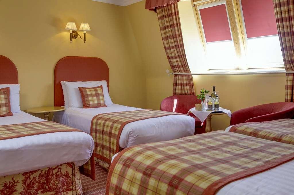 Best Western Abbots Barton Hotel - Bar/Lounge