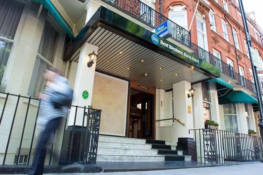 Best Western Burns Hotel Kensington - Vue extérieure