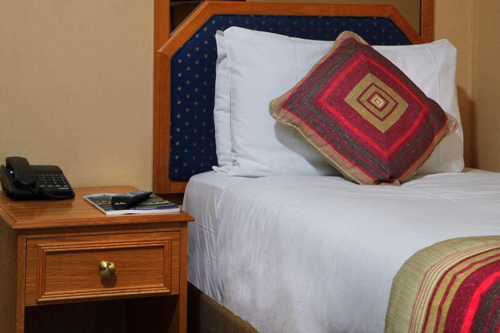 Best Western Burns Hotel Kensington - burns hotel bedrooms