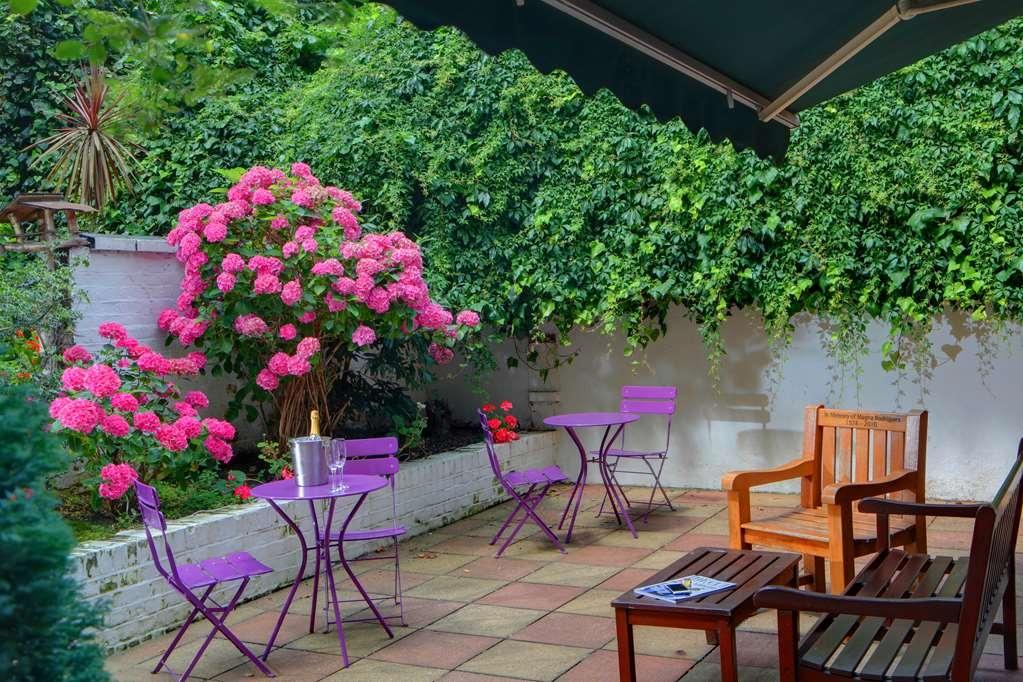 Best Western Burns Hotel Kensington - Restaurante/Comedor