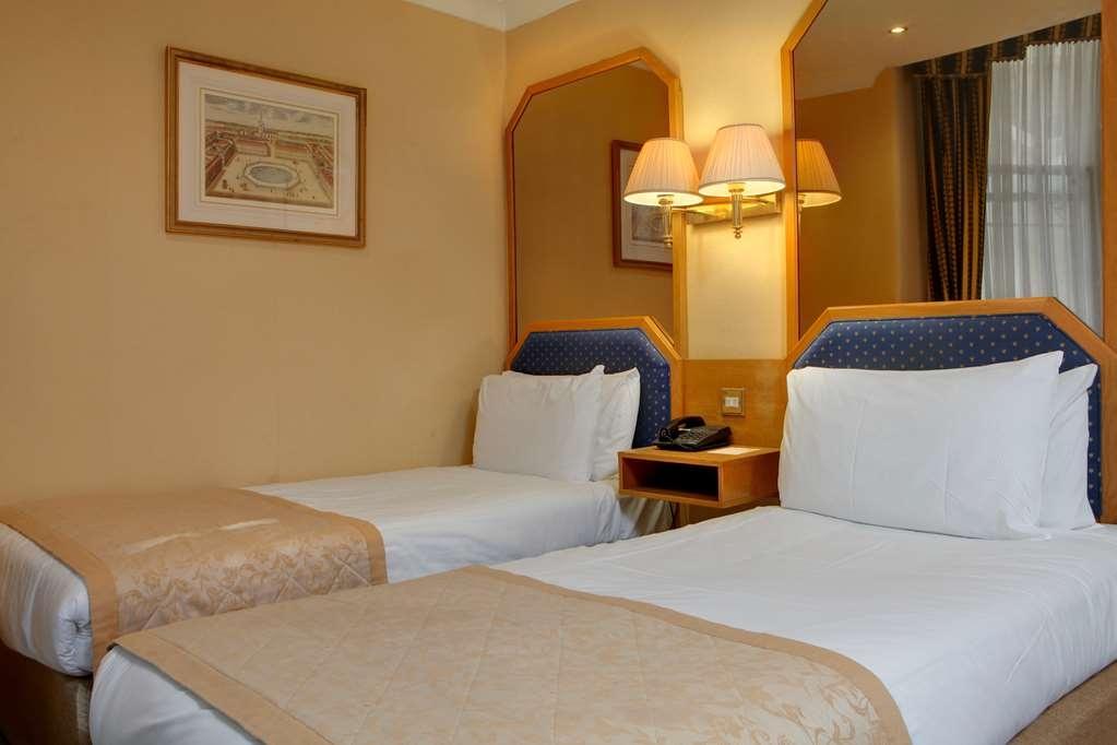 Best Western Burns Hotel Kensington - Habitaciones/Alojamientos