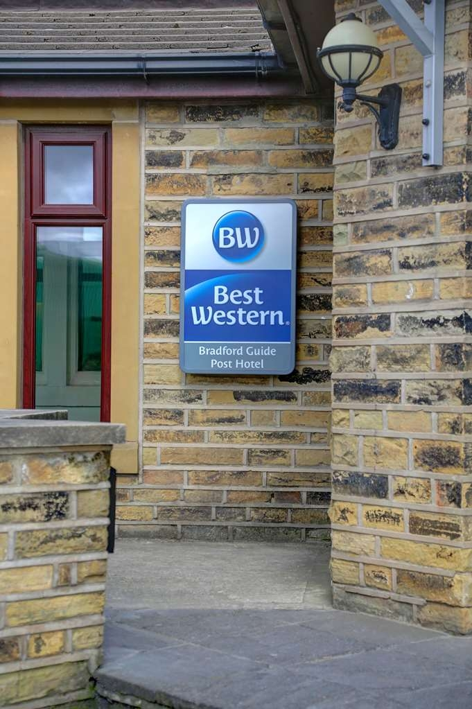 Best Western Bradford Guide Post Hotel - guide post hotel grounds and hotel OP