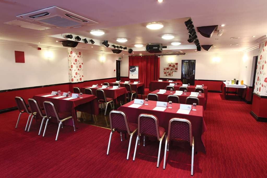 Best Western Bradford Guide Post Hotel - guide post hotel meeting space