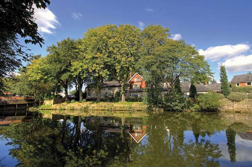 Best Western Manchester Bury Bolholt Country Park Hotel - Aussenansicht