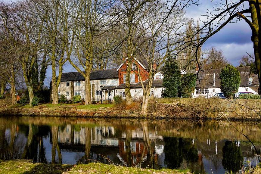 Best Western Manchester Bury Bolholt Country Park Hotel - Vue extérieure