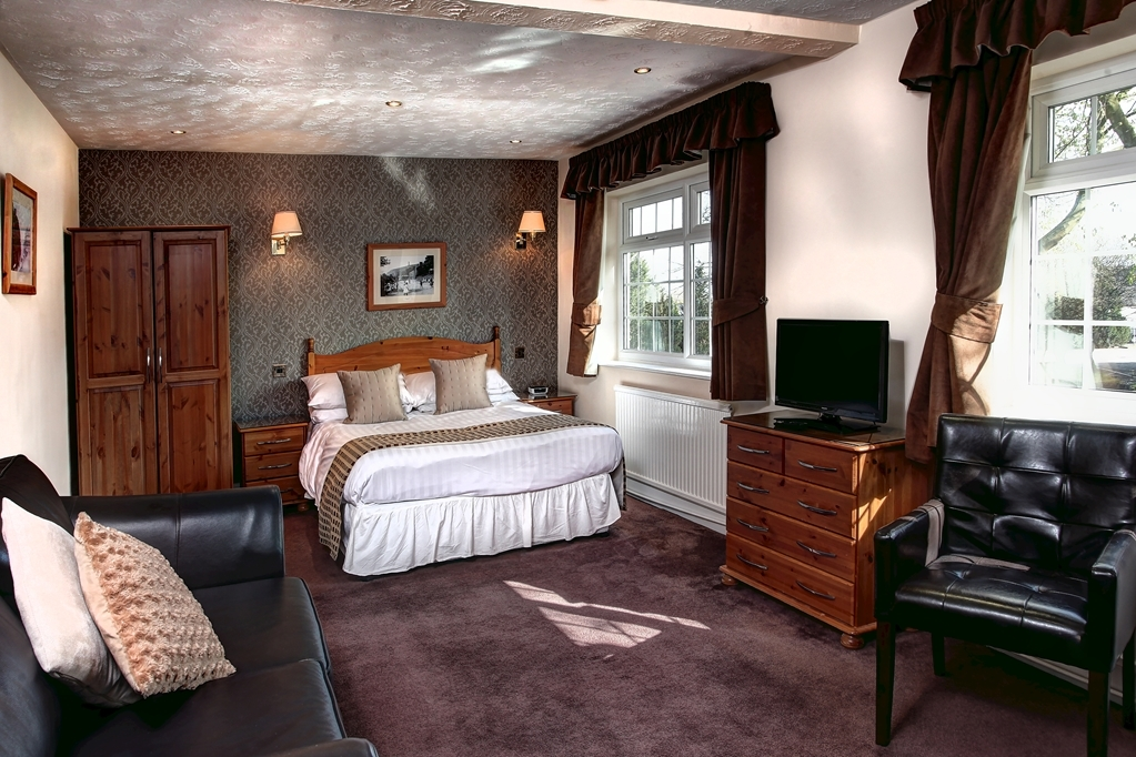 Best Western Manchester Bury Bolholt Country Park Hotel - Guest Room