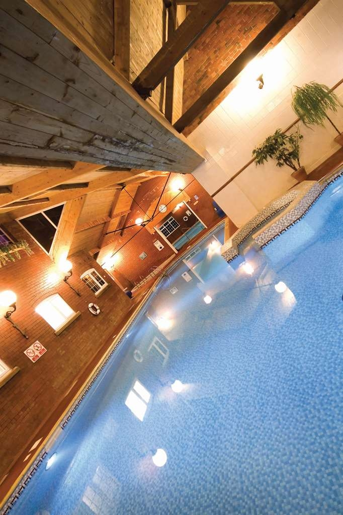 Best Western Manchester Bury Bolholt Country Park Hotel - Piscina
