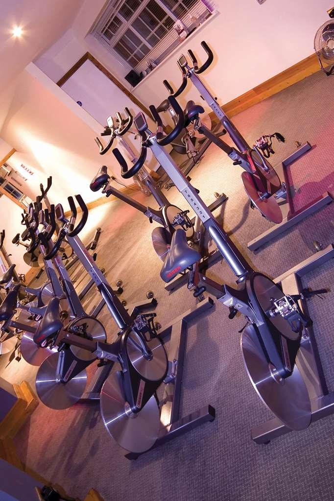 Best Western Manchester Bury Bolholt Country Park Hotel - Fitnessstudio
