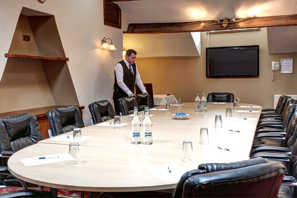 Best Western Manchester Bury Bolholt Country Park Hotel - bolholt country park hotel meeting space