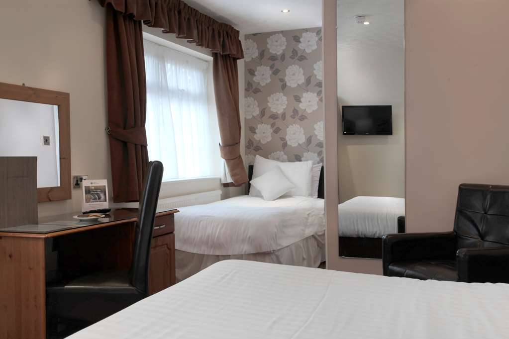 Best Western Manchester Bury Bolholt Country Park Hotel - Chambres / Logements