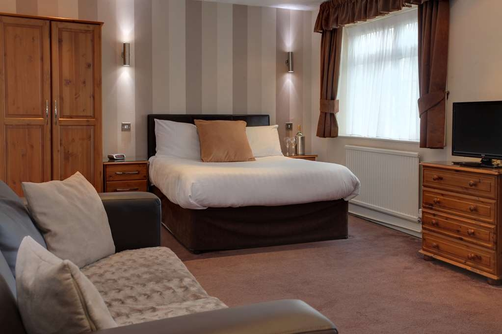 Best Western Manchester Bury Bolholt Country Park Hotel - bolholt country park hotel bedrooms