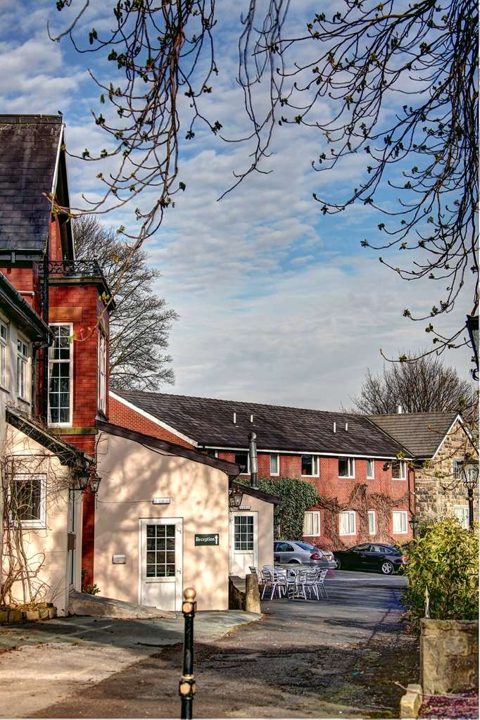 Best Western Manchester Bury Bolholt Country Park Hotel - Facciata dell'albergo