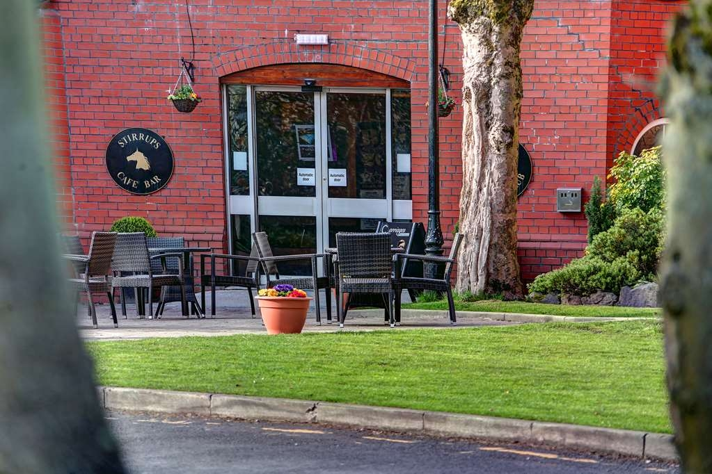 Best Western Manchester Bury Bolholt Country Park Hotel - bolholt country park hotel grounds and hotel