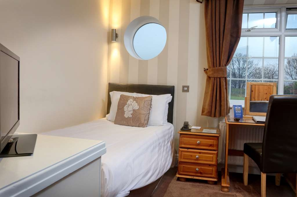 Best Western Manchester Bury Bolholt Country Park Hotel - Camere / sistemazione