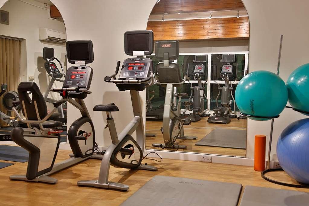Best Western Buckingham Hotel - Fitnessstudio