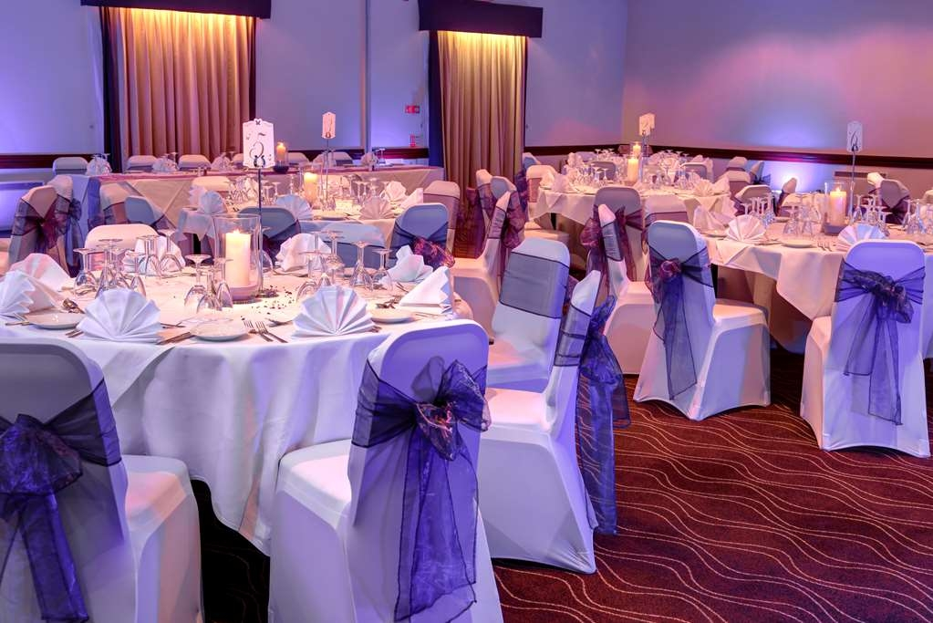 Best Western Buckingham Hotel - buckingham hotel wedding events
