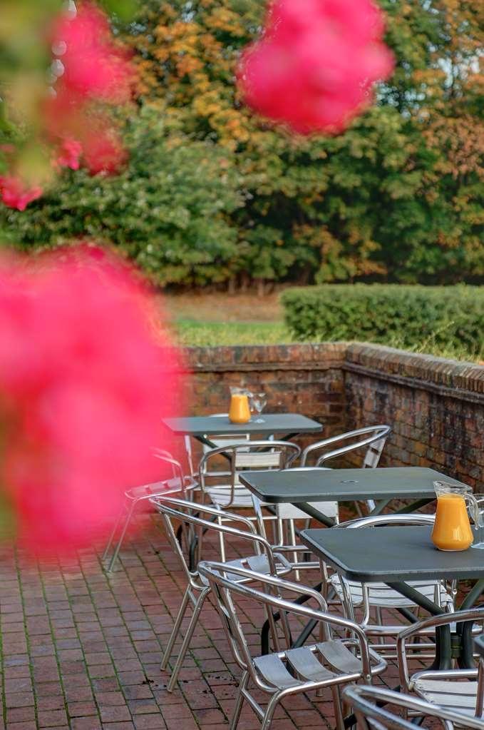 Best Western Buckingham Hotel - buckingham hotel dining OP
