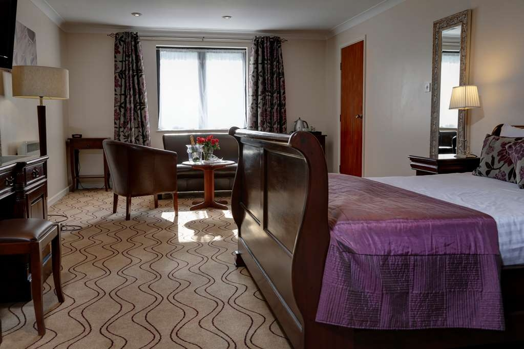 Best Western Buckingham Hotel - buckingham hotel bedrooms